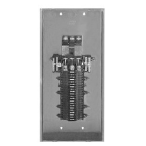 Square D QO342MQ200 Load Center, Main Breaker, 200A, 240VAC, 3PH, 42/42, NEMA 1, 65kA