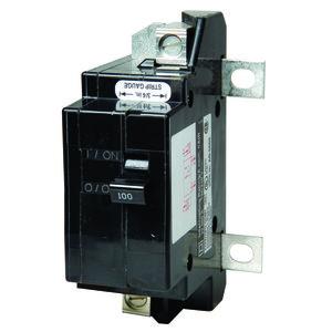 Square D QOM100VH Breaker, Main, 100A, 2P, 120/240VAC, 22kAIC, Type QOM1
