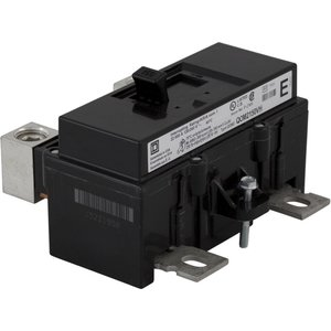 Square D QOM2225VH Breaker, Main, 225A, 2P, 120/240VAC, 22kAIC, Type QOM2