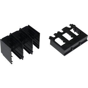 Square D S37449 Breaker, Molded Case, Long Lug Shield, 60A, H Frame, 3AWG Max