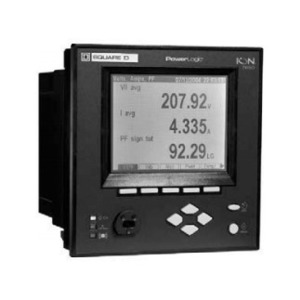 Square D S7650A0C0B6A0A0A Power Meter, ION7650, Integrated Display, 512 Samples/Cycle
