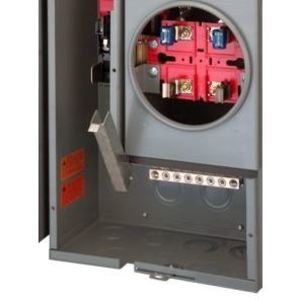 Square D SCTK20 Metering, CSED Tunnel Kit for OH Service, 20 Circuit, 200A