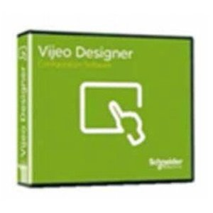 Square D VJDSNDTGSV62M Software, Vijeo Designer HMI, Single License
