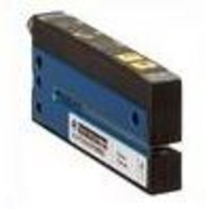 Square D XUYFANEP40005 Photoelectric Sensor, Fork, 5x42mm, 12-214VDC, Thru Beam, Infrared