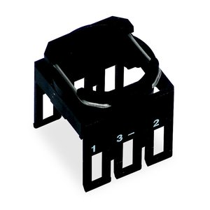 Square D ZB6Y009 Pilot Device, Mounting Collar, 16mm, Plastic