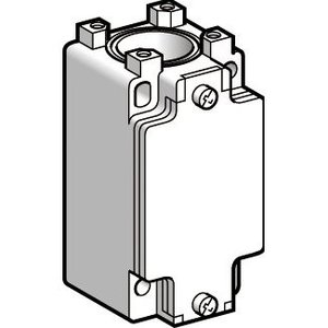 "Square D ZCKJ4H7 Limit Switch, Body, Only, 2P, 2NC Contacts, 1/2"" NPT, 10A, 300VAC"