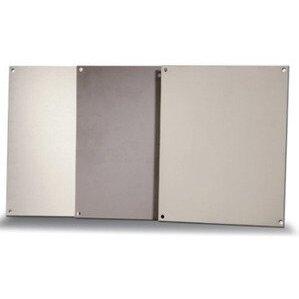 "Stahlin BP3630AL Panel For Enclosure, Size: 36 x 30"", Material: Aluminum"