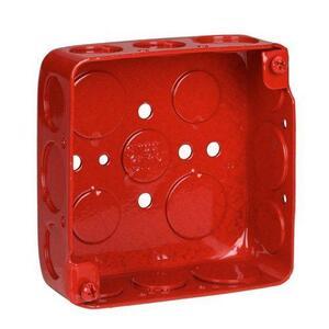 Steel City 52151-1234RD SQ OLET BOX