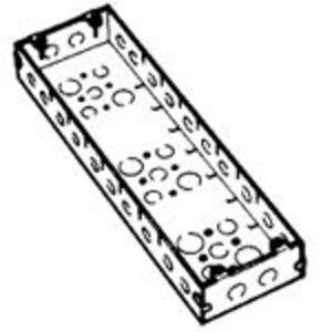 Steel City 708-SPL Steel Outlet Box