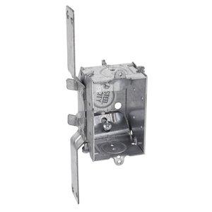 Steel City LCV-25 Switch Boxe (steel)