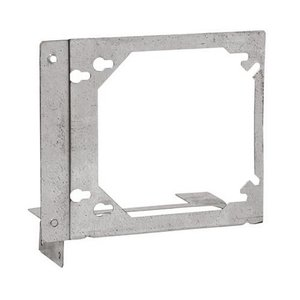 "Steel City SSF-SH2346 Box-to-Stud Support Bracket, Attaches 4"" and 4-11/16"" Box to Stud"