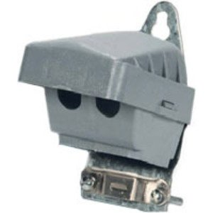 Steel Electric Products NS11 PVC Entrance Head, Universal Clamp, (3) 3/0 to 4/0 AWG