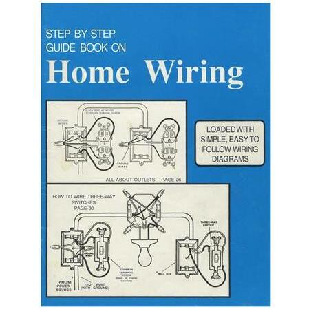 W Marketing - Step By Home Wiring, Step-By-Step Guides, Guide Books ...