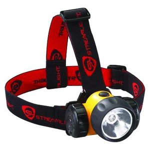 Streamlight 61200 HAZ-LO Division 1 Headlamp, 3AA