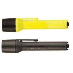 Streamlight 67101 LED Flashlight, Waterproof, AA Alkaline Battery, Yellow