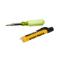 Stubby Multi-Bit Screwdriver/Nut Driver