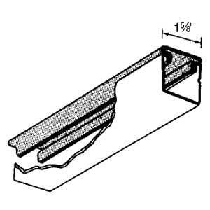 Superstrut AB844-PC SNAP-IN COVER