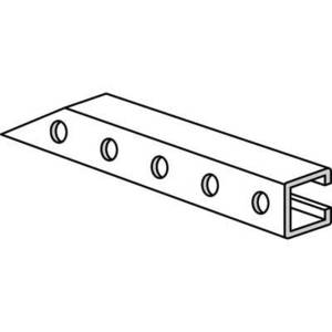 Superstrut B1400P-10 Punched Channel