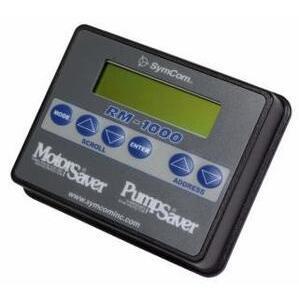 Symcom RM1000 Remote Monitor, Motor Saver