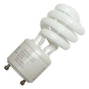 TCP 33113SP Compact Fluorescent Lamp, 13W, GU24 Twist Lock, 2700K