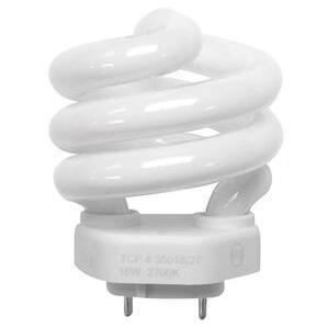 TCP 35018 18 Watt Replacement 2-Piece 2700K CFL
