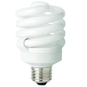 TCP 48923 Compact Fluorescent Lamp, 23W, EL/mDT, 2700K