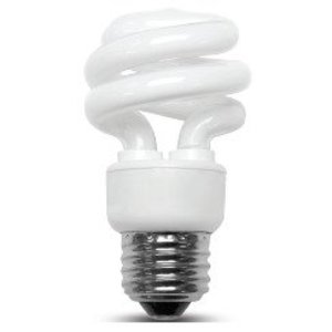 TCP 801014 Compact Fluorescent Lamp, 14W, EL/mDT, 2700K