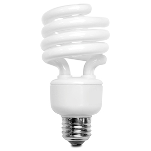 TCP 801023 Compact Fluorescent Lamp, 23W, EL/mDT, 2700K