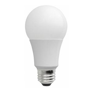 TCP LED10A19D30K Dimmable LED Lamp, A19, 10W, 120V, 3000K