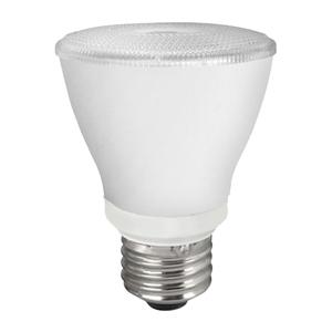 TCP LED10P20D35KFL LED Lamp, Dimmable, PAR20, 10W, 120V, FL40