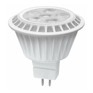 TCP LED712VMR1641KFL LED Lamp, Dimmable, MR16, 7W, 12V, FL40
