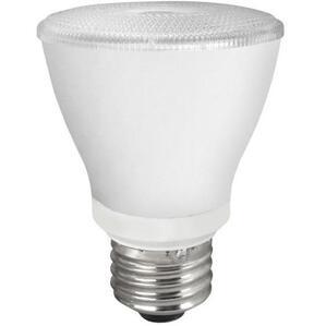 TCP LED8P20D30KFL LED Lamp, Dimmable, PAR20, 8W, 120V, FL40