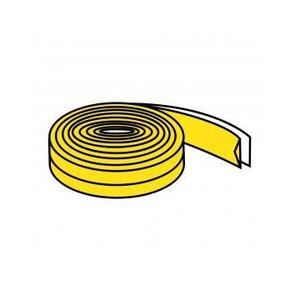 "TPC Wire & Cable 98512 Vulko-Wrap Insulating Material, 1-1/2"" x 36', 50 mil Thick, Yellow"