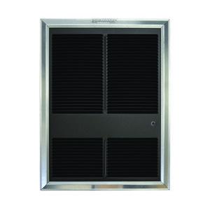 TPI G3323TDRP Commercial Wall Heater, Fan Forced, 1500W, 277V
