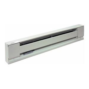 "TPI H2903024-HAW Baseboard Heater, High Altitude, 24"", 375/281W, 240/208V"
