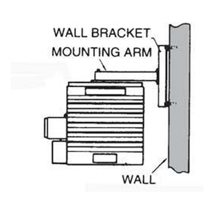 TPI HLWM37 Wall Mounting Kit
