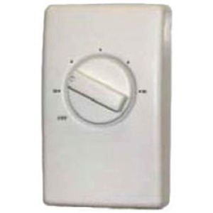 TPI S2022H10AA Thermostat, Wall Mount, Single Pole, LineVage