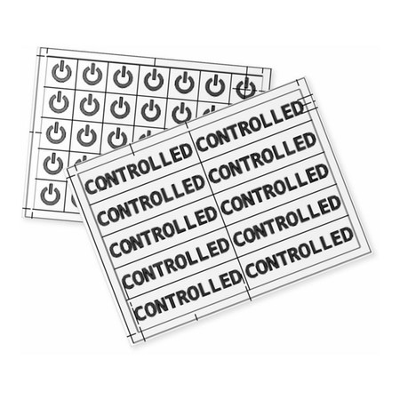 Leviton - CRLAB, Tags, Markers & Marking Tape, Labeling, Tools