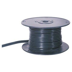 Tech Lighting 9470-12 10/2 Indoor Low Voltage Cable, Black, 50'