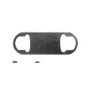 "Texas Gasket and Packing GASK574 Conduit Body Gasket, Type Solid, Form 7, Size: 1-1/4"", Neoprene"