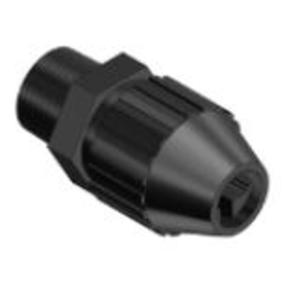 "Thomas & Betts 2673 Cord Connector, Liquidtight, 1/2"", Nylon"