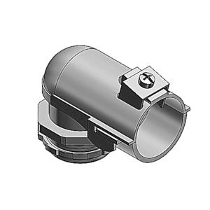 Thomas & Betts 327-TB 1-1/4 90D S/SCR FLEXCONN