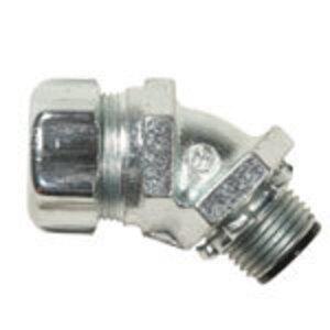 "Thomas & Betts 5343-HT 3/4"" 45° Liquidtight Flexible Metal Conduit Fittings"