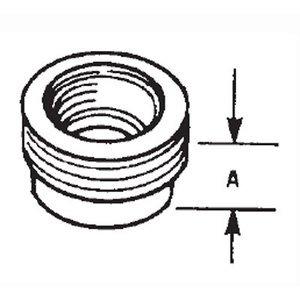 Thomas & Betts 607AL Alum Threaded Reducer