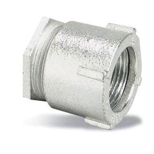 "Thomas & Betts 677AL Rigid Three-Piece Coupling, 1"", Threaded, Aluminum"