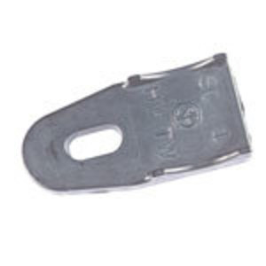 "Thomas & Betts CB-206 Clamp Back, 2"", Malleable, For Use with Malleable or Aluminum Straps"