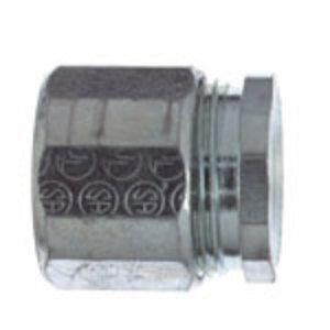 "Thomas & Betts EK-405 Rigid Three-Piece Coupling, 1-1/2"", Threaded, Steel"