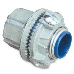 "Thomas & Betts H500GR-TB Bullet Hub 5""w/grd Lnut"
