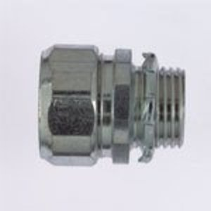 """Thomas & Betts HC-401 Rigid Compression Connector, 1/2"""", Malleable Iron"""