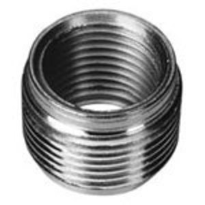 "Thomas & Betts RE31-TB Reducing Bushing, Threaded, 1"" x 1/2"", Steel"